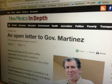 Veteran Journalist Calls Out Governor On Transparency In Behavioral Health Audit