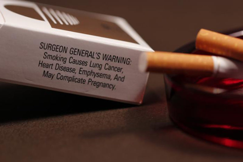 Smoking Rates During Pregnancy Highest Among Native Americans