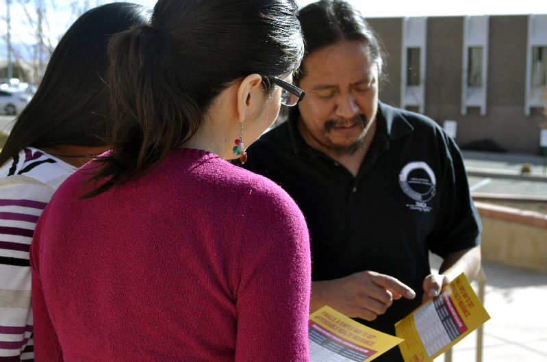 Health Guides Work To Convince Native Americans To Try Obamacare