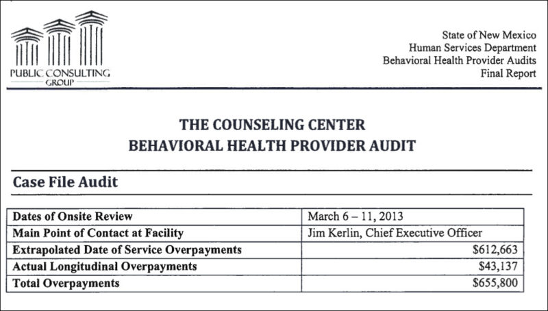 After The Shakeup The Behavioral Health System In New Mexico