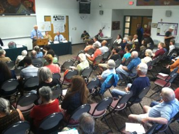 Advocacy Group Hosts Teach-In On Kirtland Fuel Spill