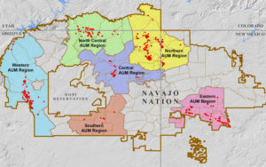 Abandoned uranium mines on the Navajo reservation CREDIT NATIONAL INSTITUTES OF HEALTH
