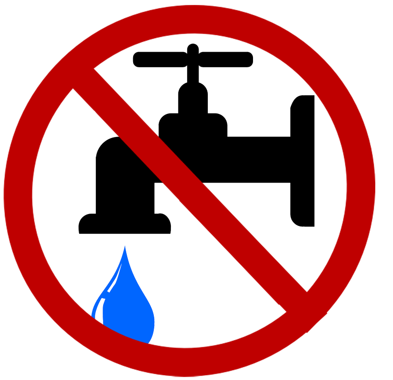 Don't Drink The Water! Three Advisories From Environment Department