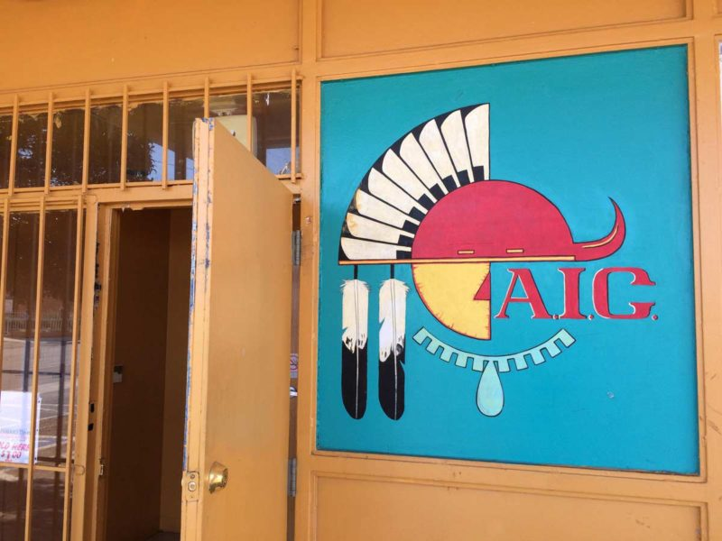 Albuquerque Indian Center Fights To Stay Open