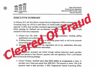 Presbyterian Paid Big But Is Cleared Of Fraud