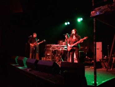 Bands Rock For Albuquerque Indian Center