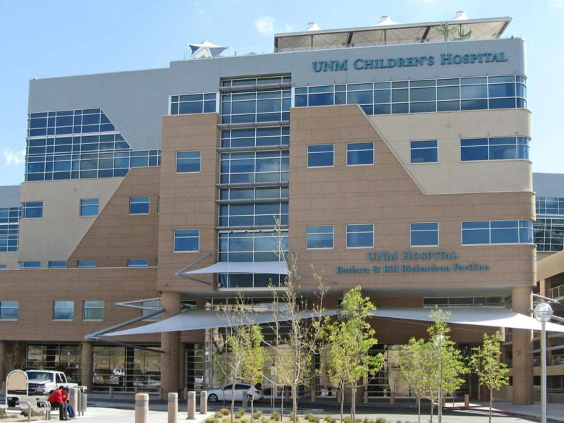 Negotiations Over Medicaid Continue At UNMH