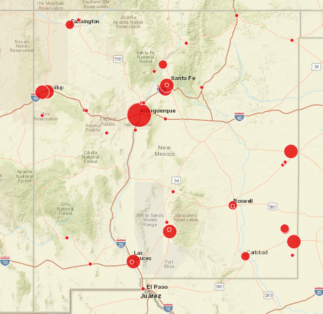 Where Are New Mexico's Untested Sexual Assault Evidence Kits?