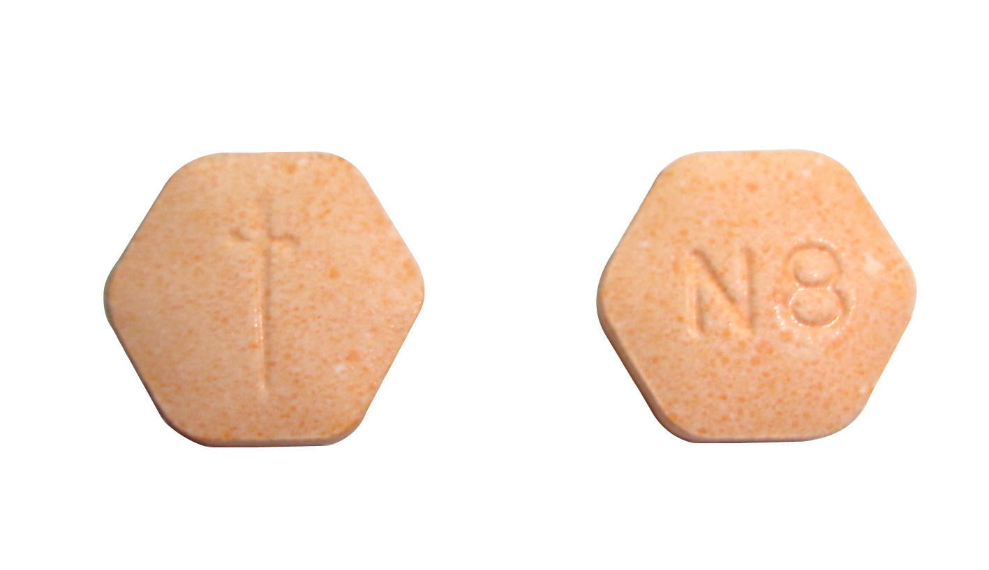 Buprenorphine tablets which are used to treat opioid addiction. Supertheman via Wikipedia / Creative Commons license