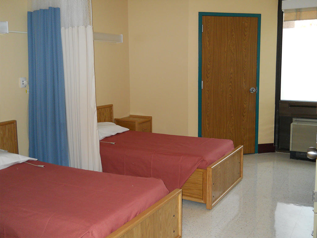 Beds at Turquoise Lodge Hospital, which houses the soon-to-be-closed youth detox facility New Mexico Department of Health