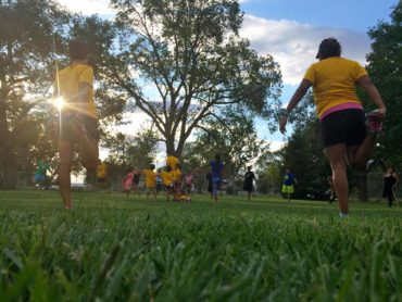 Running Club A Step In The Right Direction