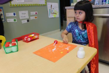 Española Preschool Addresses Trauma, Addiction
