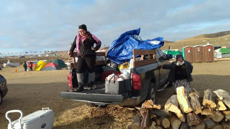 N.M. Water Protector Talks About What's Next