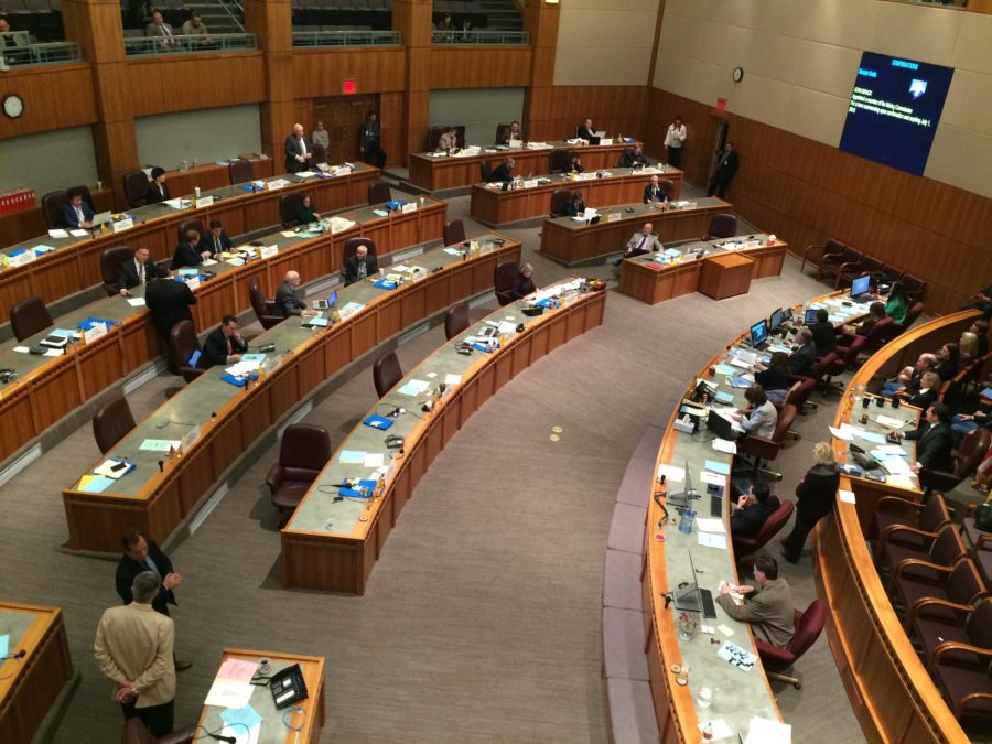 Bill To Address Police Prosecution Issues Killed By Budget Woes